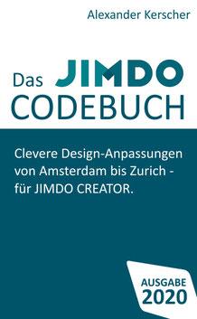 Jimdo-Codebuch 2020 - CSS Codes mit JIMDO