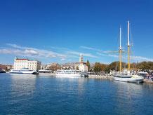 Kurs Prüfung Küstenpatent Split Hafenamt Boat Skipper