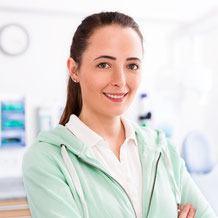 Zahnarzt Altona Dr. Michaelis Assistenz & Qualitätsmanagement Gökpinar