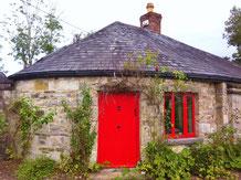アイルランド 家 住居