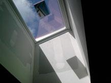Fenêtre de toit velux - réalisation FMA Menuiserie