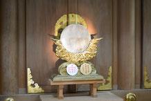 霊明神社御祭神