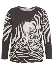 softer Damen-Pullover für Plus Size Fashionistas, bordeaux-rot