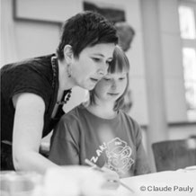 Céline Bettel - atelier de peinture ZAK