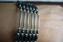 Bracelet magnétique aimants
