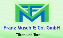 Agro-Widmer Stalltechnik - Logo Franz Musch