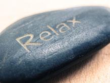 Entspannende Auszeit