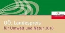 Träger des OÖ Landespreis für Umwelt und Natur