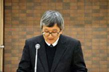 祝辞:河野西九州連合会長