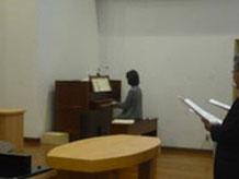 オルガン奏者
