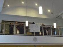 聖歌隊讃美練習:二階