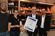 Käse-Award 2018 für die Bäckerei Lenert und sygaBack