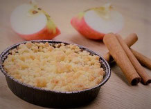 Crumble togo TKReport zur Website