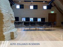 alter Fischmarkt in Münster