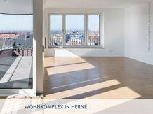Wohnquartier Erphobogen in Münster