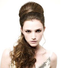 бабетта, бабетта для волос, пучок бабетта, причёска бабетта, накладная бабетта, шиньон бабетта,
