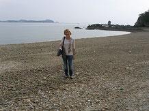 Insel Godae-do - Landeplatz