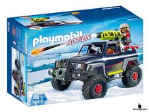 """Bei der Bestellung im Onlineshop der-Wegweiser erhalten Sie das Playmobil Paket 9059 """"Eispiraten-Truck""""."""