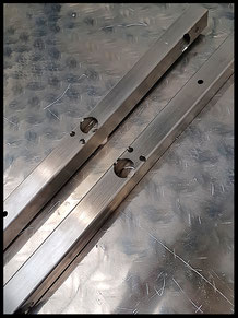 Lasergesneden koker materiaal