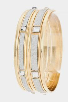 Bracelet Style: QBR94-121284 Gold