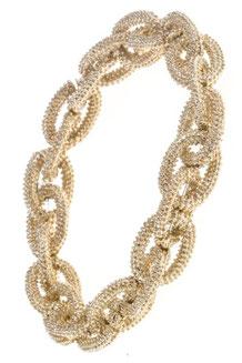 Bracelet Style:B121-126858 Gold
