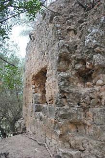 Restos del Castillo de Toledillo
