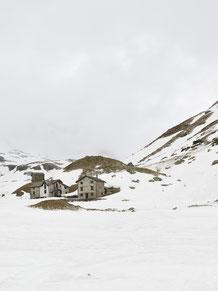 Monte Spluga Splügenpass Splügen
