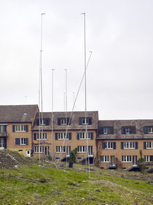 ABZ Städtebau Entlisberg Architektur