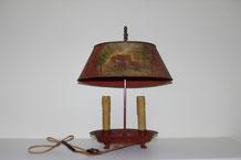 Lampe bouillotte 19ème