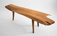 Bench · B0048 · Oak#bench#stool#console#sculpture##woodworking#interiordesign#woodsculptures#art#woodart#wooddesign#decorativewood#originalartwork#modernwoodsculpture#joergpietschmann#oldwood