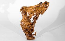 Sculpture · Tropical Driftwood · S0137 H 13 x W 36 x D 16 cm