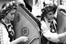 бандуристки , українки