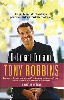 """""""De la part d'un ami"""" de Anthony Robbins"""