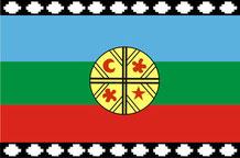 Bandera de Wallmapu (Pueblo Mapuche)