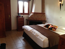 Doppelzimmer in der Villa da Marta