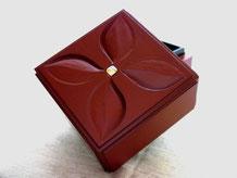 鎌倉彫 小物 13の箱|鎌倉漆工房いいざさ