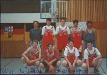 DG-BB-Jugend-M in Marburg 1993, DG-Vize-Meister!