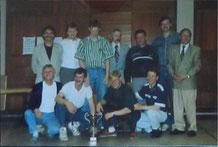 Turniersieger 75 Jahre GSV Düsseldorf Tallinischer Team