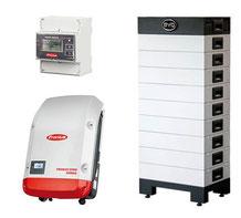AC/DC Solar Elektro Batterie-Speicher Neudorf - Luzern