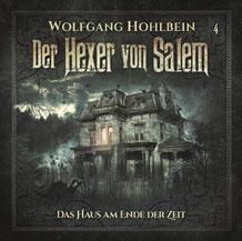 CD Cover Der Hexer von Salem Teil 4