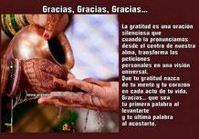 LA GRATITUD - LA PRÁCTICA DE LA GRATITUD - PROSPERIDAD UNIVERSAL - LISTA DE AGRADECIMIENTO - www.prosperidaduniversal.org