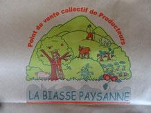 La Biasse (besace en occitan)