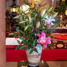 熊野妙法山阿弥陀寺の正月