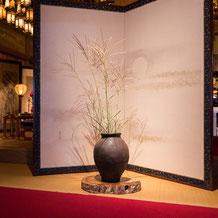 熊野妙法山阿彌陀寺の十五夜飾り