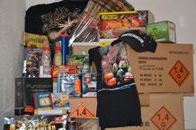 365 Tage Feuerwerk Onlineshop, Silvester Feuerwerk, Raketen, Böller, Bengalos, Merchandising, deutschlandweit