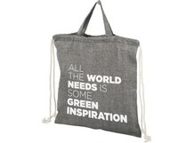 Top Werbemittel Recycled Cotton Promobag Rucksack