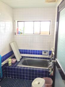 在来浴室(タイル浴室)