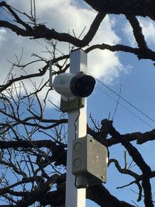 日本アンテナ 防犯カメラ ワイヤレスセキュリティーカメラ タッチパネルモニターセット「ドコでもeye Security FHD」