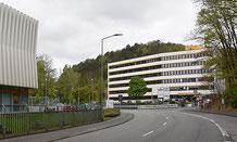 Hauptgebäude der Behringwerke