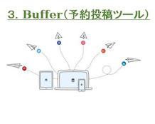 Buffer(予約投稿ツール)